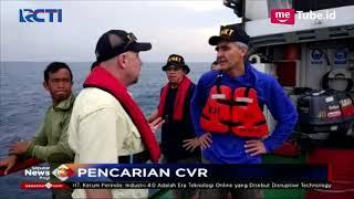 Sinyal CVR Kotak Hitam Lion Air JT 610 Kembali Terdengar - SIP 04/11