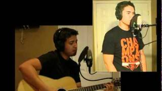 Binh and Matt - Iridescent (Linkin Park Acoustic Cover)