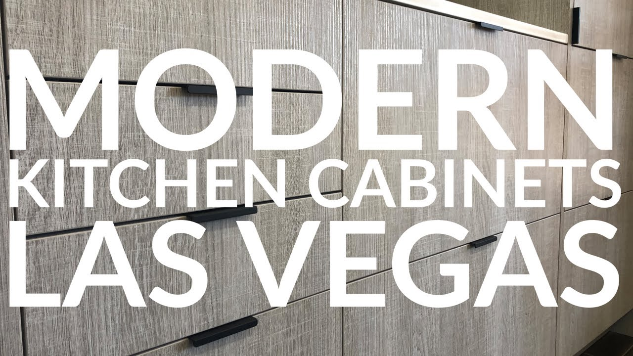 Modern Kitchen Cabinets Las Vegas Modern Kitchen Cabinets Las Vegas 702 848 2422   YouTube