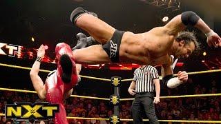 Shinsuke Nakamura vs. Alex Riley: WWE NXT, May 11, 2016