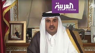 قطر واستغلال القضية الفلسطينية