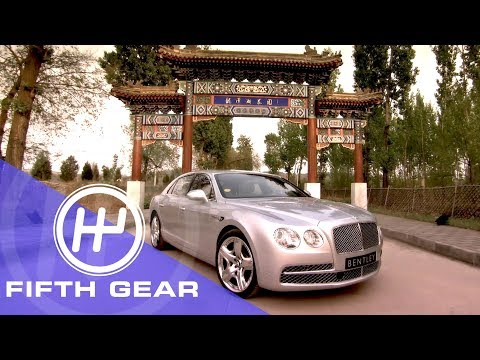 Fifth Gear: Bentley Flying Spur Review