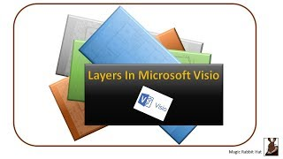 how To Use Microsoft Visio Layers