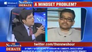 every indian must watch this bravo arnab goswami times now