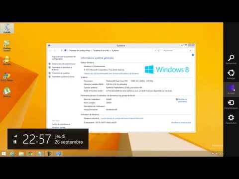 Comment installation windows 8.1 pro Edition et activation Clè serial key