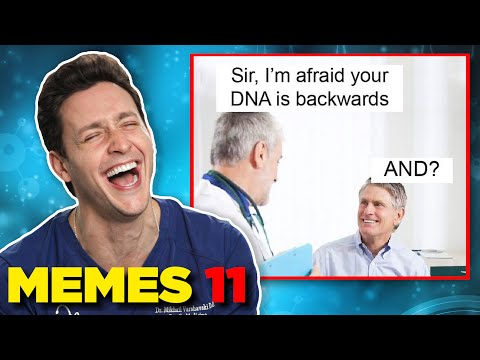 Doctor Reacts to Reckless Medical Memes #11