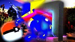 Minecraft Pixelmon Portals - GRENINJA PORTAL!? - Episode 1 - PIXELMON LUCKY BLOCK BATTLES w/L8Games!