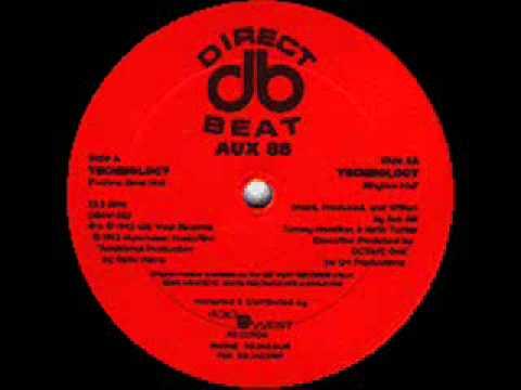 aux 88   Technology Techno bass mix