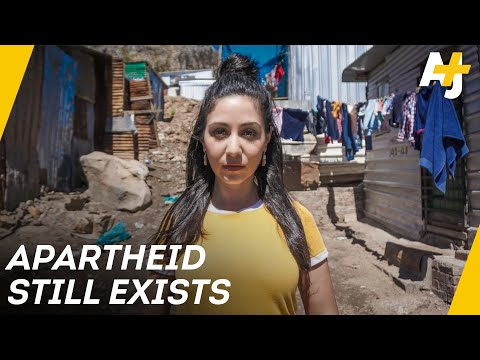 South Africa is still under apartheid | AJ+
