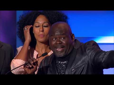 Lavell Crawford and David Mann  Present Best High School | Neighborhood Awards