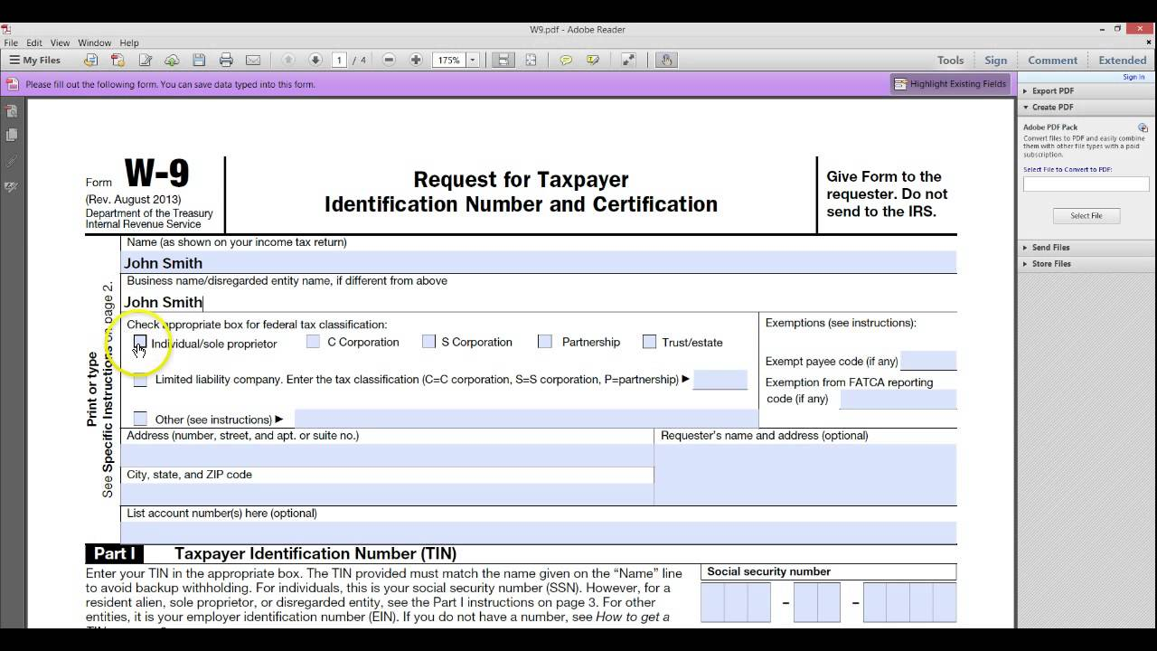 how to fill out a w9 form online mersn proforum co