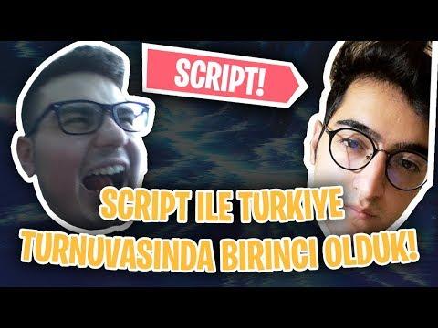 TURKIYE PRO TURNUVASINDA BIRINCI OLDUK! SCRIPT IS INSEEEEEGN // FNATIC MOTOR