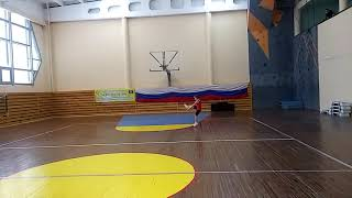 София! Выступление фитнес-аэробика! ДЮСШ