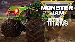 ENDLICH WIEDER MONSTER TRUCKS?! - MONSTER JAM STEEL TITANS| Lets Play
