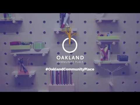 Design Thinking Oakland Community Place