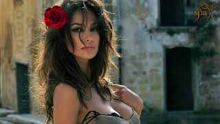 SPANISH MUSIC GUITAR LATIN LOVE SONGS HITS  BEST REMIXES RELAXING SPA MUSIC