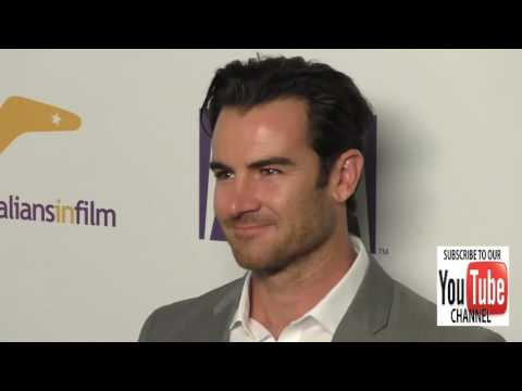 Ben Lawson at the Australians In Film's 5th Annual Awards Gala at NeueHouse in Hollywood