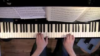 Bach, J.S.: Partita VI - Corrente, BWV 830