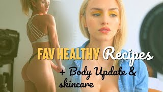 Healthy Recipes| Skincare| Physique Update