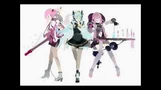 Ring Suzune -【リング・スズネ】氷の世界【オリジ ナル曲】 thumbnail