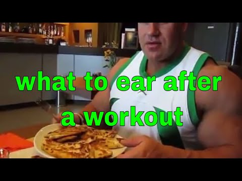 What to Eat After a Workout | hindi fitness tips