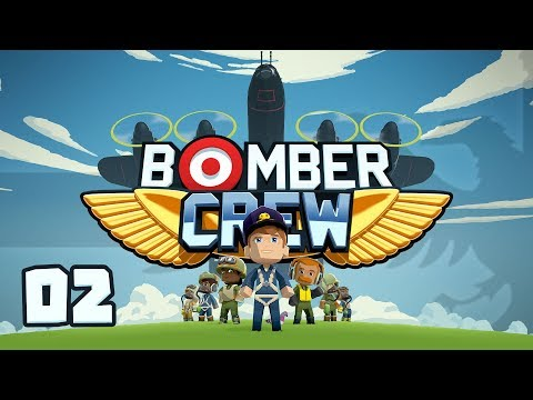 BOMBER CREW #02 OPERATION CHARIOT - Let's Play / Gameplay