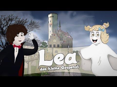 Lea, das kleine Gespenst 👻 :: Kinderlieder zum Mitsingen :: Kinderliedergarten