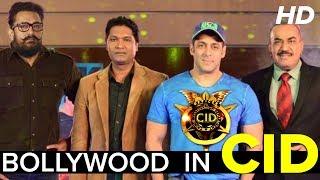 CID (सी आई डी) - Bollywood Actors In CID   Aamir Khan   Salman Khan