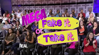Mega Fake It or Take It