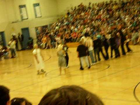 Kahler Middle School '09 LipSync Contest