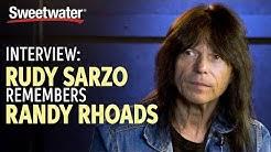 Interview: Rudy Sarzo Remembers Randy Rhoads