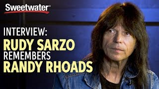 Interview: Rudy Sarzo Remembers Randy Rhoads