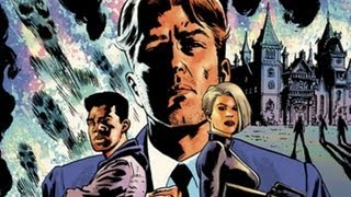 Nerdlocker Comic Book Review - Ghosted #1
