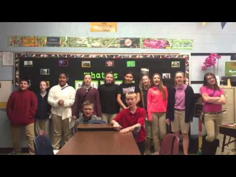 Next Big Thing- Harrison County Middle School