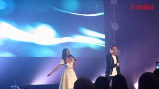Video Shane Filan feat Gloria Jessica - Flying Without Wings (Live in Jakarta, 14 Maret 2017) download MP3, 3GP, MP4, WEBM, AVI, FLV April 2018