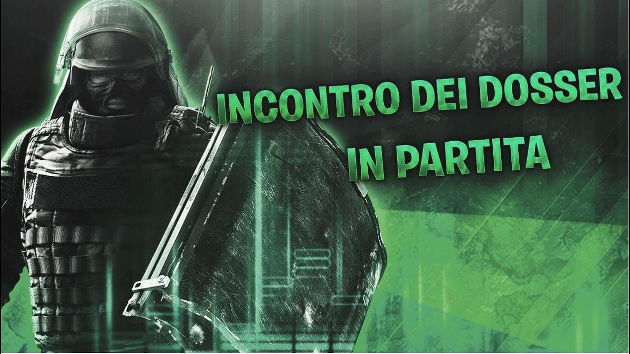 Incontro dei DDosser in Partita! | Rainbow Six Siege ITA