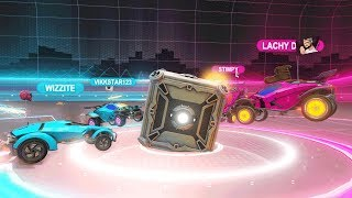 CUBE ROCKET LEAGUE!