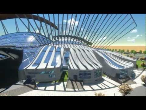 3D Architecture Animation/Museum 3D