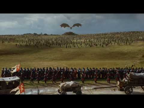 Game of Thrones: Season 7 OST - Spoils of War pt. 1 (EP 04 Dragon battle)