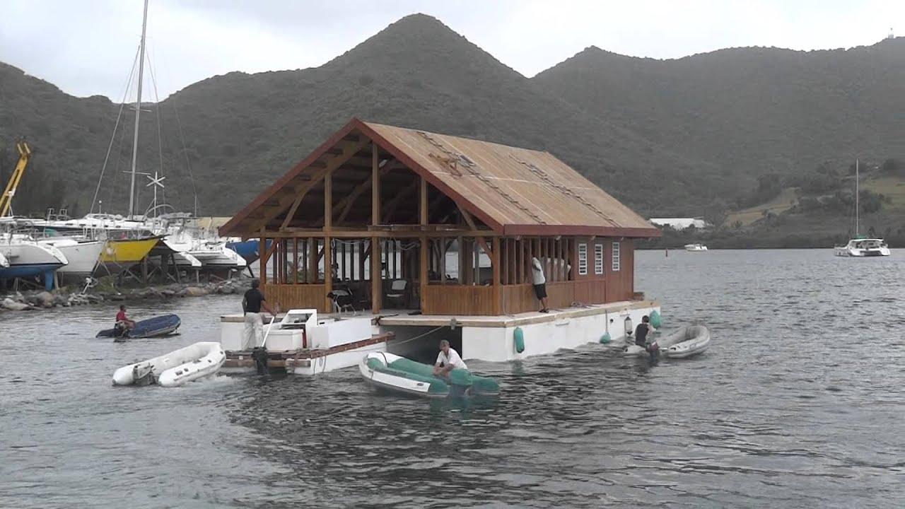 Association d courverte d 39 une maison flottante cologique for Association maison eymard