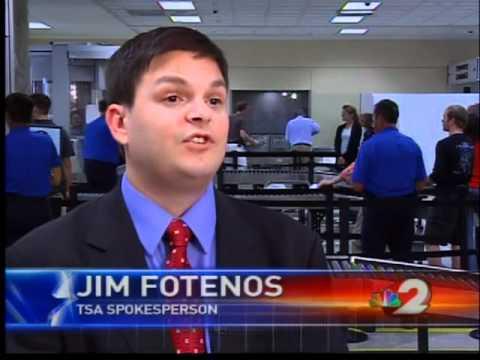 Dayton International Airport gets less invasive scanners