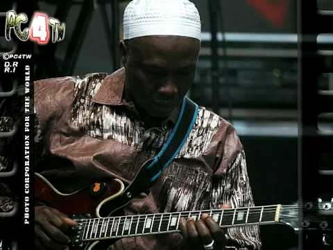 Hank Jones meets Cheik Tidiane Seck & The Mandinkass sarala By ©PC4TW
