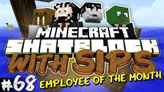 Minecraft Skyblock with Yogscast Sips #68 - Employee of the Month