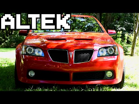 The 2009 Pontiac G8 GT Is One Stylish and Smooth Goodbye for the Brand