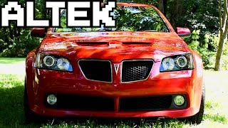 2009 Pontiac G8 GT Videos