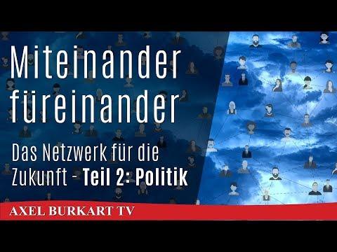 Das Netzwerk für die Zukunft startet (Teil 2) – Politik und Gesellschaft gemeinsam transformieren