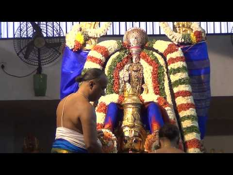 Sri Vedantha Desikar Devasthanam 2018 Garuda Seva
