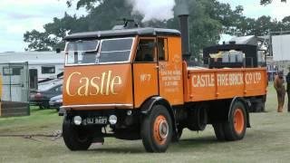 Steam & Country Fair - Shuttleworth 2012