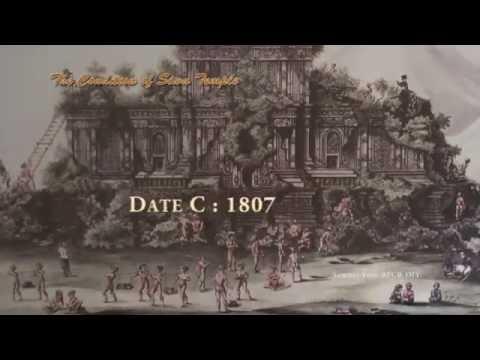 Tempo Dulu Candi Prambanan   ( Old Photo Prambanan Temple )