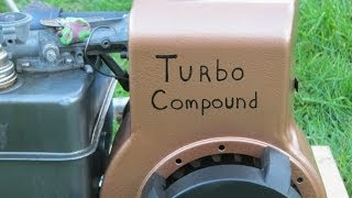 How the Briggs Turbo Compounded Engine Works